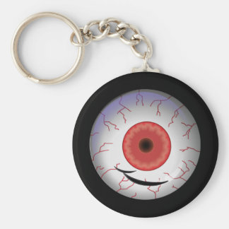 Evil Eyed Grin Key Chains