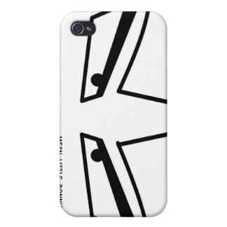 """Evil Eyes"" iPhone 4 Case"