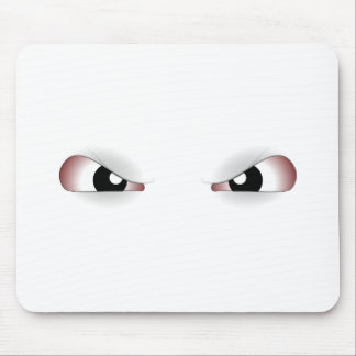 Evil Eyes Mouse Pad