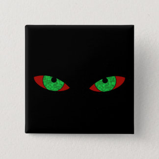 Evil Eyes Pinback Button