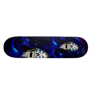 Evil Face 2 Skateboard