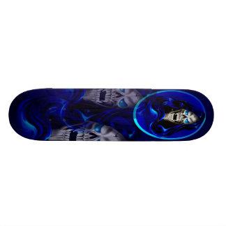 Evil Face Skateboard