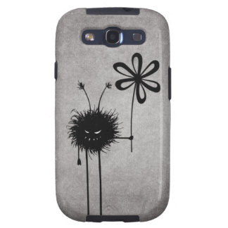 Evil Flower Bug Vintage Galaxy SIII Cover