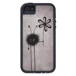 Evil Flower Bug Vintage Extremely Protective iPhone SE/5/5s Case
