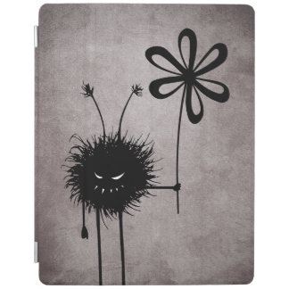 Evil Flower Bug Vintage iPad Smart Cover