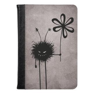 Evil Flower Bug Vintage Kindle Case