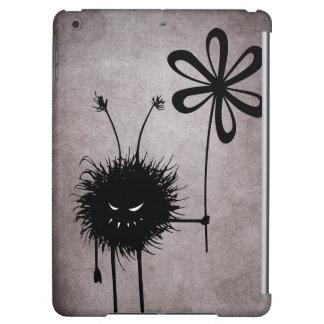 Evil Flower Bug Vintage Lightweight iPad Air Cover