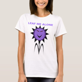 Evil Flower Kawaii Goth Halloween Custom T Shirt