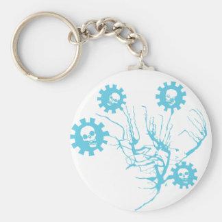Evil Flower Keychain
