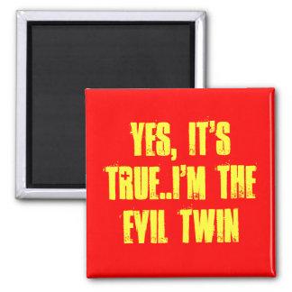 Evil Fridge Magnet
