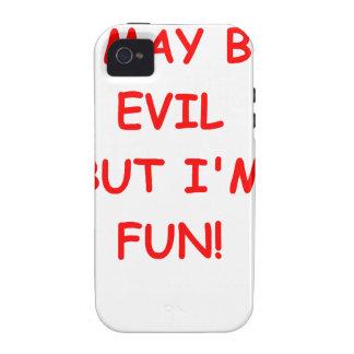 EVIL FUN iPhone 4/4S CASE