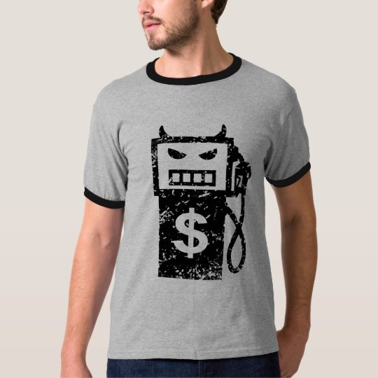 Evil Gas Pump T-Shirt