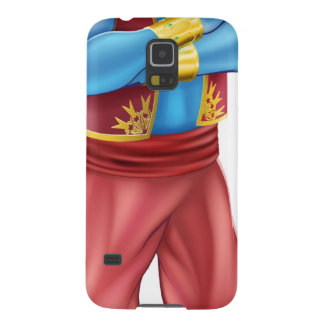 Evil genie standing cases for galaxy s5