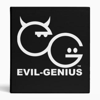 Evil-Genius Binder (Black)