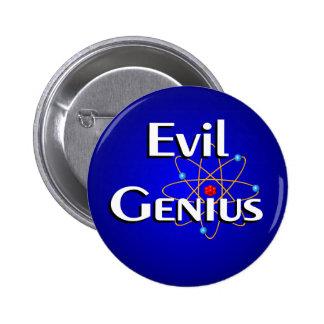 Evil Genius Pin