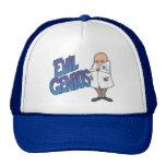Evil Genius Cap Mesh Hats