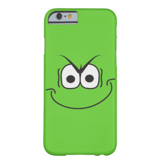 Evil Genius Grin Cartoon Smiley Face Barely There iPhone 6 Case