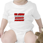 Evil Genius...Interior Designer Baby Bodysuit