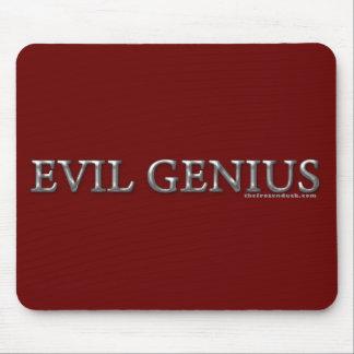 Evil Genius Mouse Pad