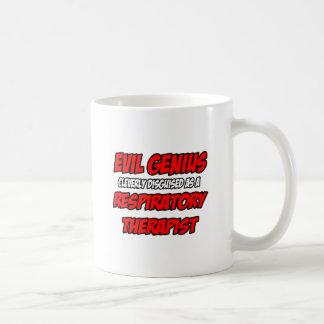 Evil Genius...Respiratory Therapist Coffee Mug