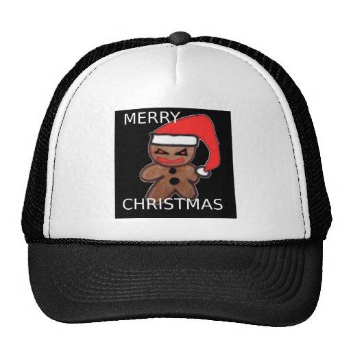 Evil Gingerbread boy Hat