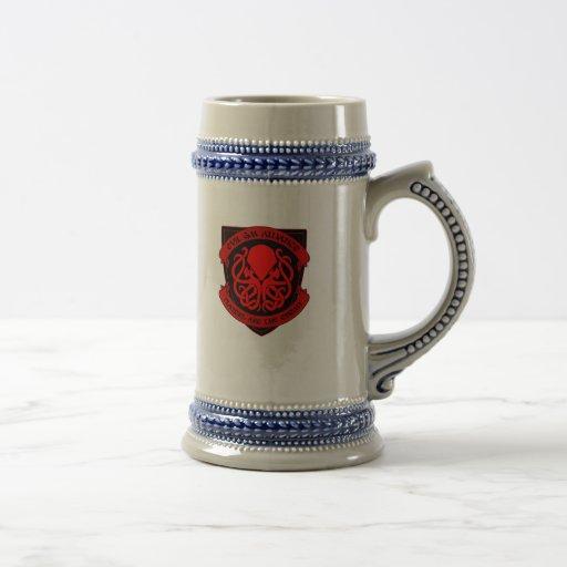 Evil GM Alliance Coffee Mugs