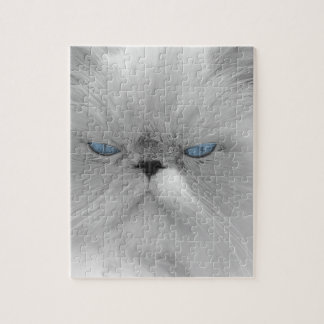 Evil Grandfather of Grumpy Cat Jigsaw Puzzle