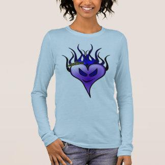 Evil Halo Long Sleeve T-Shirt