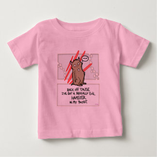 Evil Hamster! Toddler Tee
