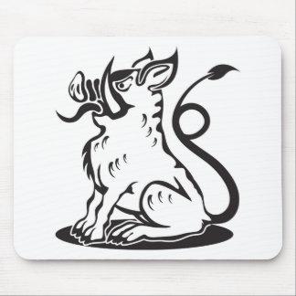 Evil Hog Mouse Pad