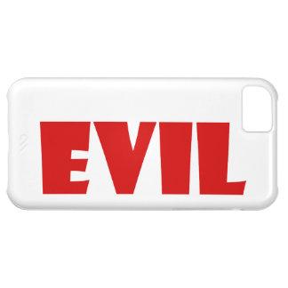 Evil Humor Case For iPhone 5C