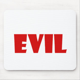 Evil Humor Mouse Pads