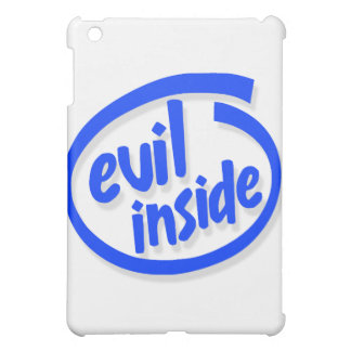 Evil Inside Cover For The iPad Mini