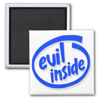 Evil Inside Magnet