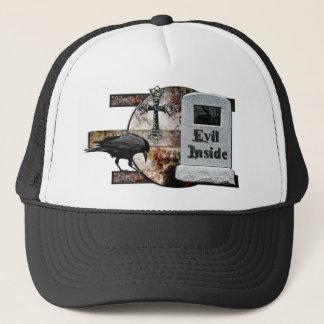 Evil Inside Trucker Hat