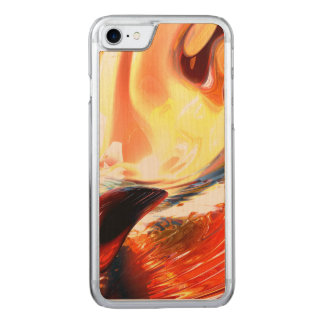 Evil Intent Abstract Carved iPhone 8/7 Case