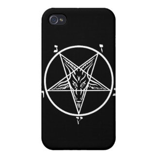 Evil iPhone 4 case SATAN!