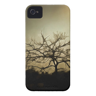 Evil is in the air iPhone 4 cover