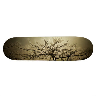 Evil is in the air skate deck