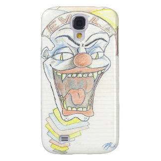 Evil Jack in the box  Klown Samsung Galaxy S4 Case