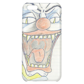 Evil Jack in the box  Klown iPhone 5C Case