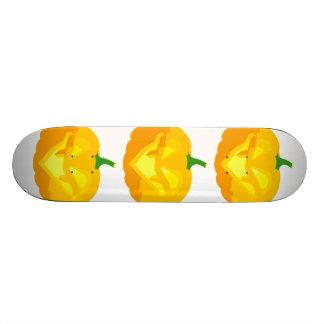 Evil Jack-O-'Lantern Skateboard Deck