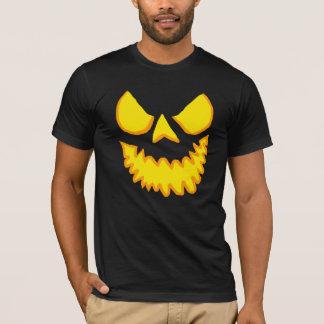 Evil Jackolantern face Shirt