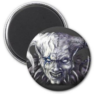 Evil Jester Magnet