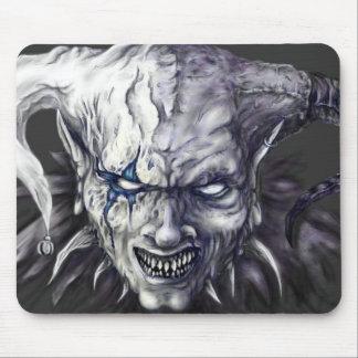 Evil Jester Mouse Pad
