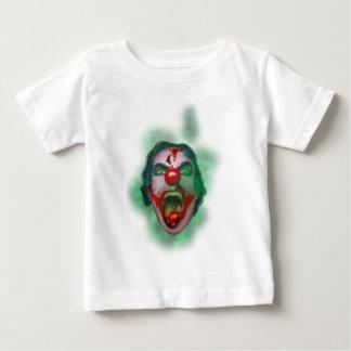 Evil Joker Clown Face Baby T-Shirt
