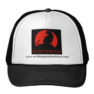 Evil Kat Productions Baseball Hat