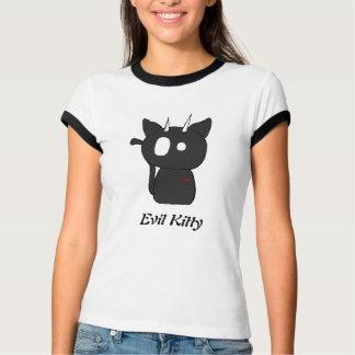 Evil Kitty T shirt