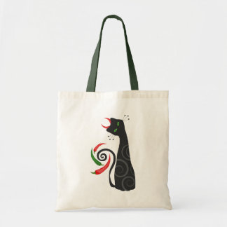 Evil Kitty Tote Bag