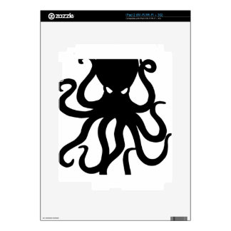 Evil kraken iPad 2 skins